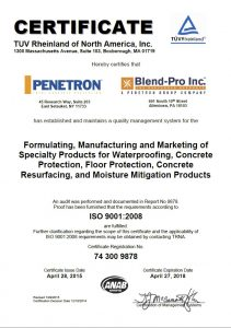 penetron_international_certificate_iso_9001